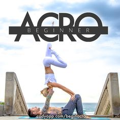 Do you want to bring your Yoga practice to the air? Join @dylanwerneryoga and @ashleygalvinyoga and begin your Acro journey with their Beginner Acro plan! codyapp.com/beginacro What we love about this plan is that not only will you learn the basic poses, but you'll learn to connect them together into a fluid Acro flow. This is the most fun part of Acro, where you and your partner can really play and fly together! We cover everything from communication and body awareness to spotting and…