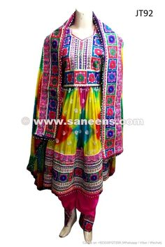 afghan kuchi tribal saneen saneens wholesale clothes frocks dresses gowns