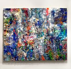 Adam Cohen artist Abstract Painting