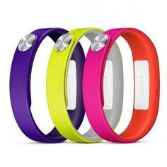 Zestaw wymiennych pasków do SONY SmartBand SWR10 w trzech kolorach. Wyraź kolorem swoją osobowość i dopasuj SONY SmartBand do swojego stylu. Zmiana paska jest bardzo łatwa. Wystarczy tylko przesunąć metalowe zapięcie, wyjąć wkład Core* i włożyć go do innego paska.  W zestawie paski w kolorach: fioletowym, żółtym i białym Rozmiar: duży