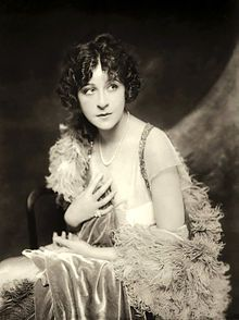 "Fanny Brice - as much as we think we know about her, her inner life seems to remain mysterious. But she was a fabulous performer - I love her recording of ""My Man""."