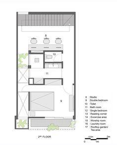 Gallery of Q10 House / Studio8 Vietnam - 21