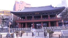 Amazing building in Korea! #travel #love #building