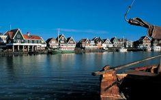Harbour of Volendam