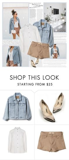 """April"" by l33l ❤ liked on Polyvore featuring Gap, Studio and Hollister Co."