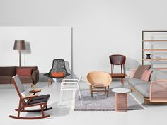 Kettal outdoor furniture. Photo: Jonas Lindström