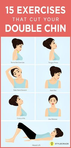 Do you have a double chin? Do you feel it is limiting your beauty? Double chin is a common problem but definitely not untreatable! And if you are looking for some simple exercises that can help you get rid of double chin this post is the right one for y Yoga Facial, Face Yoga, Facial Hair, Fitness Gifts, Body Fitness, Health Fitness, Physical Fitness, Enjoy Fitness, Bikini Fitness
