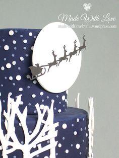 White Christmas 12 Close Up