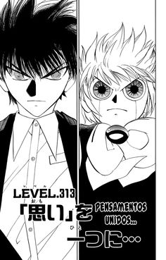 Le Manga - Bem-vindo ao acervo mais lindo da cidade! https://mangareader.zlx.com.br/Online/konjikinogash-capitulo-313/10804-chrono#/!page1