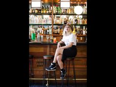 hipsters in bars : condesa