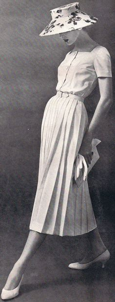early 1950's  Fashion?