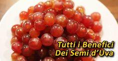 tutti i benefici dei semi d'uva
