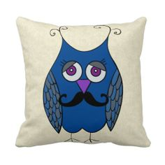 >>>Low Price          	Retro Owl with Mustache Pillow           	Retro Owl with Mustache Pillow so please read the important details before your purchasing anyway here is the best buyReview          	Retro Owl with Mustache Pillow today easy to Shops & Purchase Online - transferred directly se...Cleck Hot Deals >>> http://www.zazzle.com/retro_owl_with_mustache_pillow-189603900720993109?rf=238627982471231924&zbar=1&tc=terrest
