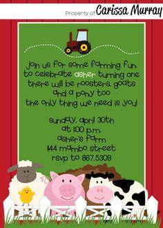 invite - farm
