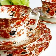 Made in England, Wellington China (1909 - 1920)
