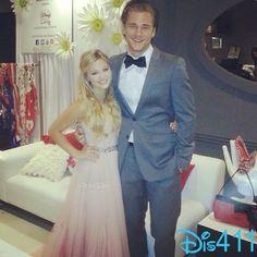 Luke Benward 2013   ... april 27 Luke Benward And Olivia Holt Went To The Prom April 27, 2013