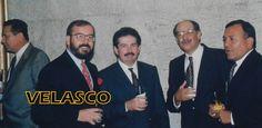 CLUB COLOMBIA. ABOGADO FRANCISCO JAVIER VELASCO VÉLEZ. USB CALI. VICERECTOR ADMINISTRATIVO Y FINANCIERO. 1997.