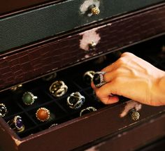 daniela de marchi jewelry made in Milan