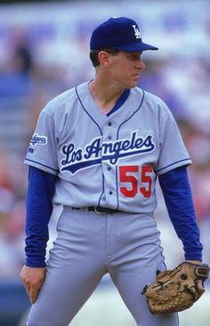 Orel Hershiser- Favorite Dodger of All-Time!
