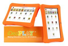 GeekMom's Review of the iDeaPLAY tablet and Famigo!