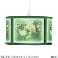 Illuminate your home with Lighting lamps from Zazzle. Choose from our pendant, tripod or table lamps. Find the right lamp for you today! Hanging Lights, Pendant Lamp, Lamp Light, Magnolia, Table Lamp, Dreams, Lighting, Table Lamps, Swag Light
