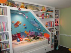 Decorated Nook- Right