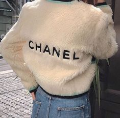 Its Chanel Bitch 👊🏻 🤣 called Magdalena The Queen Fashion Killa, Look Fashion, High Fashion, Womens Fashion, Korean Fashion, White Aesthetic, Aesthetic Vintage, Mode Outfits, Fashion Outfits