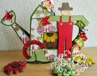 A watering can, a nice gift box for anyone who loves gardening!