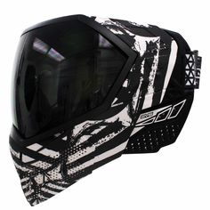 Empire EVS Zebra Thermal Paintball Mask LE