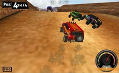 Don't you want to experience real truck racing? Let's play Canyon Valley Rally ! Rally Games, Truck Games, Racing, Play, Auto Racing, Lace