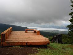 Pinohuacho observation deck |  Architects Rodrigo Sheward | Location: Pinohuacho, Villarica, Chile | Materials: Recycled wood, Coigue (pellín). 2050 wood inches Budget: $ US3,000 Constructed Area: 25 sqm (covered) + 26 sqm (exterior) Photographs: Germán Valenzuela, Heidy Ullrich, Macarena Avila, Rodrigo Sheward