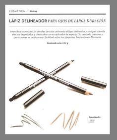 LAPIZ PERFILADOR DE LABIOS. Viene en diversos tonos. Precio $ 68. Consulte el catalogo http://www.angelissima.com.mx/argentina/catalogo/