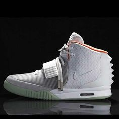 9ecdc5e4ee6b Here we get a fresh look at the Kanye West Nike Air Yeezy II . Nike s goal  with the Yeezy II was t.