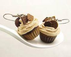 More cupcake earrings