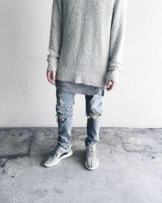 lasociete:  cknd:  Cozy Yeezy Outfit   la société