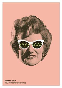 Daphne Oram pioneer of electronic music. #art #illustration #music