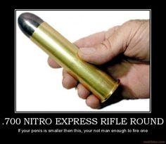 "Vintage Outdoors: Nitro Express ""Elephant Stopper Gun"" and Ammo Big Guns, Cool Guns, Elephant Gun, Fire Powers, Apocalypse Survival, Zombie Apocalypse, Guns And Ammo, Weapons Guns, Firearms"