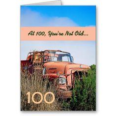 FUNNY Happy 100th Birthday