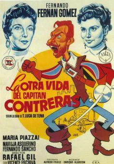 1955 - La Otra Vida del Capitán Contreras - Rafael Gil