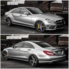 Mercedes-Benz CLS550 customized by @ExclusiveMotoring #ExclusiveMotoring #MercedesBenz