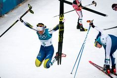 Cross-Country Skiing Olympic Games (2018)