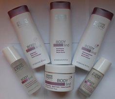 ANNEMARIE BÖRLIND  BODY lind alle Produkte ohne Verpackung