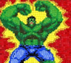 Applehead: Ministeck Hulk