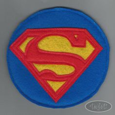 Superhero Edition Twist Tee Patch by TwistTees on Etsy, $10.00