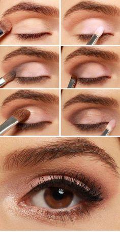 Tutorial Eyeshadow Yang Natural