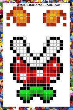 hama beads patrones jumpingpiranhaplantspitfire