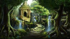 Resultado de imagen de darwen village fantasy