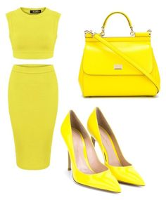 """""""Untitled #111"""" by laurakantarevic on Polyvore featuring Gianvito Rossi and Dolce&Gabbana"""
