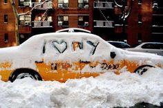 NY loves Winter