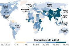Every One of the Worlds Big Economies Is Now Growing